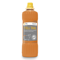 Tell Tail Aerosol Heat Detection Paint - Orange - 500 ml
