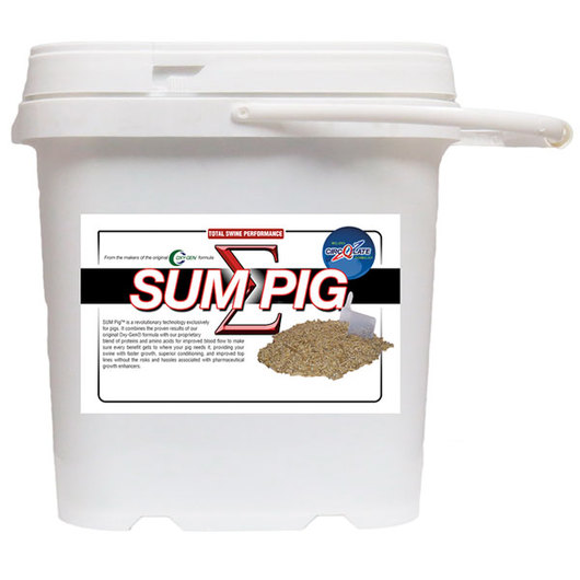 SUM Pig Supplement - 15 lbs. - 80 Feedings