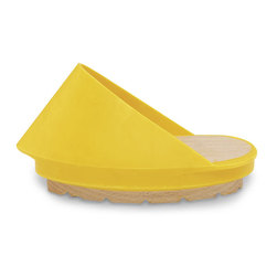 The Moover - Left - Medium - Box of 12 - Yellow