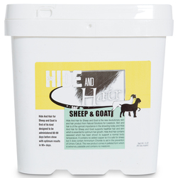Hide and Hair for Sheep & Goats - 5-lb. Pail