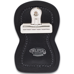 Weaver® Show Number Holder - 3-1/8 in. W x 5 in. H - Brown