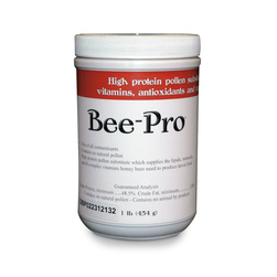 Bee-Pro® Pollen Substitute Powder - 1-lb. Jar