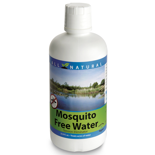 Mosquito-Free Water Surface Tension Eliminator - Quart