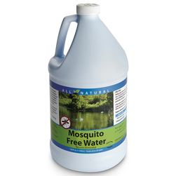 Mosquito-Free Water Surface Tension Eliminator - Gallon