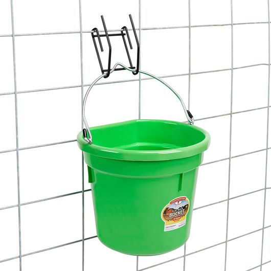Bucket Holder - 4-1/2 in. W x 6-1/2 in. H x 2-3/4 in. D