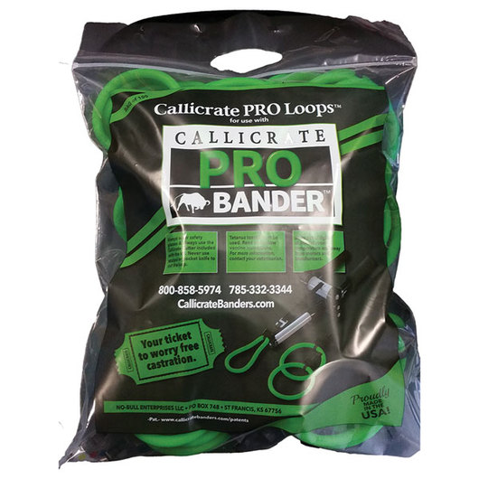 Callicrate Pro Loops - Bag of 100