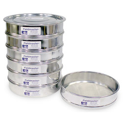 Soil Sieve Set - 8 in. (203 mm) Dia.