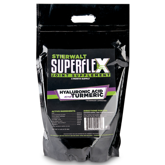 Stierwalt Superflex Joint Supplement - 6-lb. Bag