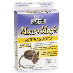 Mouse Magic Natural Mouse Repellent - Pack of 4