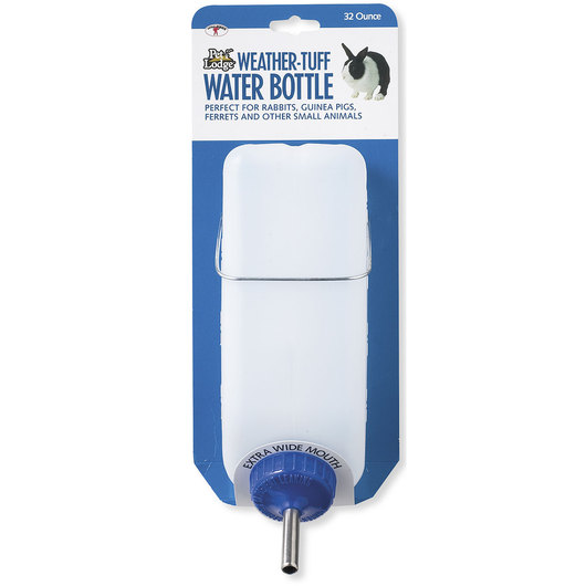 Weather-Tuff Water Bottle - 32 oz. - 3-7/8 L x 3-1/4 W x 9-3/4 H