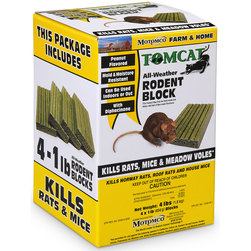 TOMCAT All-Weather Rodent Blocks - Pack of 4