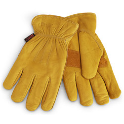 Kinco® Premium Grain Cowhide Leather Gloves - Lined - X-Large
