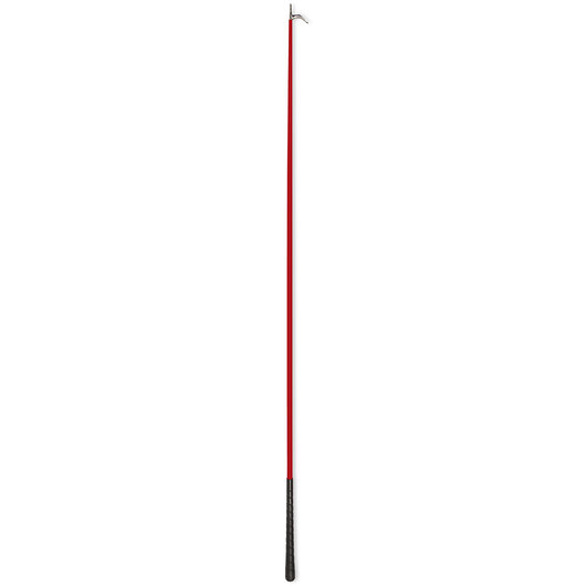 U.S. Whip Aluminum Show Stick - 48 in. - Red
