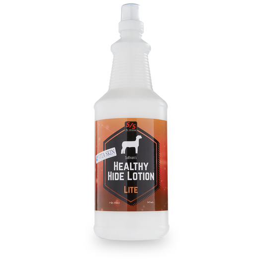 Sullivan Healthy Hide Lotion - Lite Formula