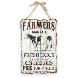 Farmers Market Wall Sign