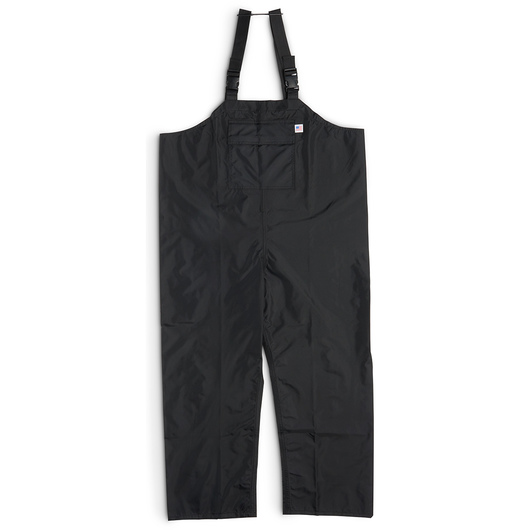 Ruf Duck Waterproof Overalls - X-Large - Black