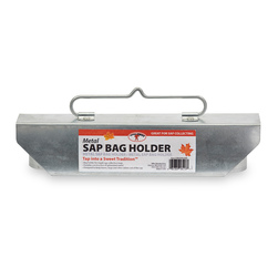 Metal Sap Bag Holder