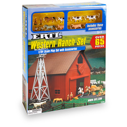 ERTL® Farm Country Western Ranch Set