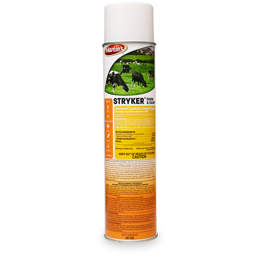 Stryker® Farm and Dairy Insect Spray