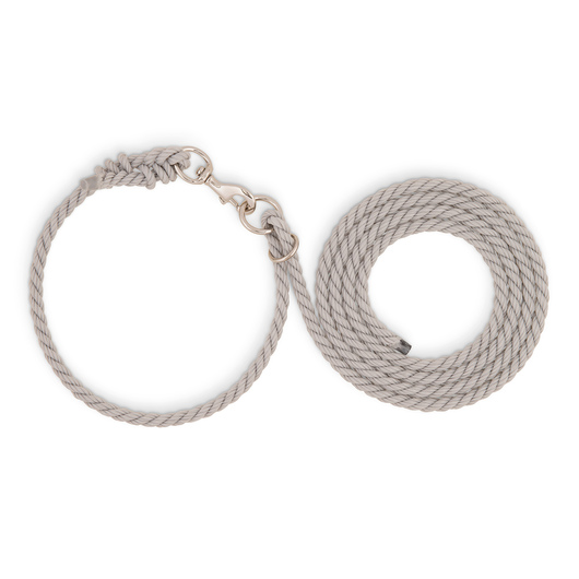 Weaver® Livestock Adjustable Poly Neck Rope - Gray