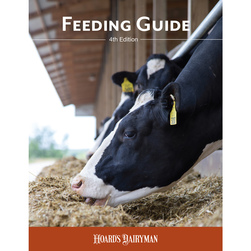 Hoards Dairyman Feeding Guide