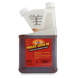 Prolate/Lintox-HD™ Insecticidal Spray and Backrubber - Quart