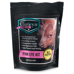 Curicyn Pink Eye Solution Kit