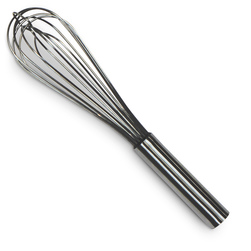 Heavy-Duty Metal Whisks - 12 in.