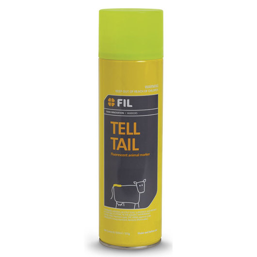 FIL Tell Tail Aerosol Paint - Fluorescent Yellow