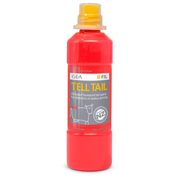 Tell Tail Paint - Red