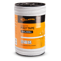 Gallagher Electric Fencing Poly Tape
