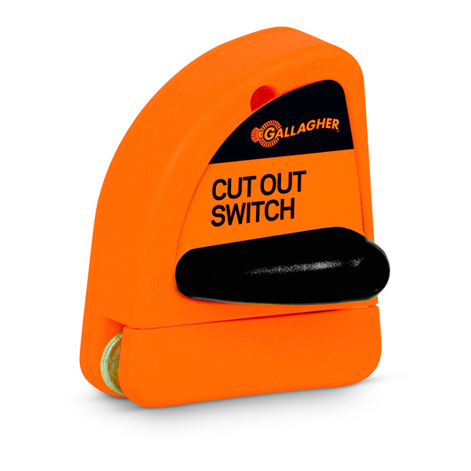 Electric Fence Cut Out Switch