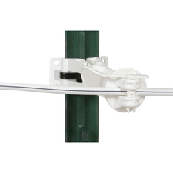 Gallagher Multi-Post Pinlock 5 in. Offset Electric Fence Insulator