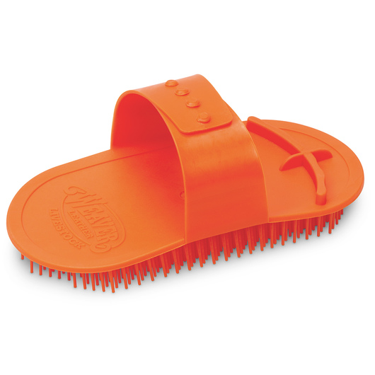 Weaver® Massage Brush - Orange