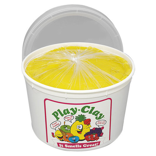 Play Clay™ Scented Dough - Yellow (Pineapple Punch)