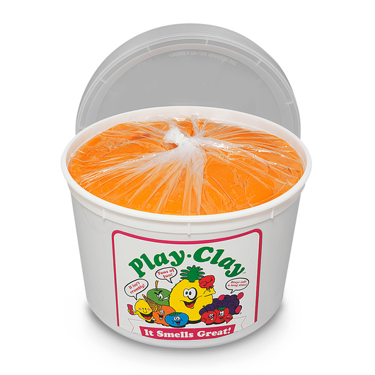 Play Clay™ Scented Dough - Orange (Orange Sherbet)