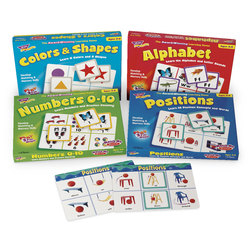 Matching and Memory Skills Game Set