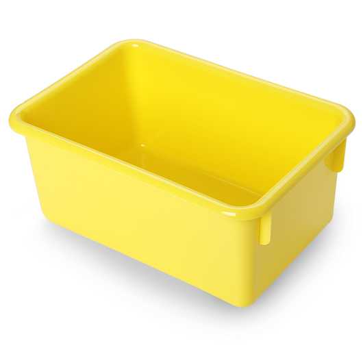 Wood Designs® Storage Tray - Yellow