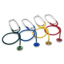 Colored Stethoscopes - Set of 4