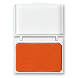Washable Stamp Pad - 2-7/8 in. x 3-3/4 in. - Orange