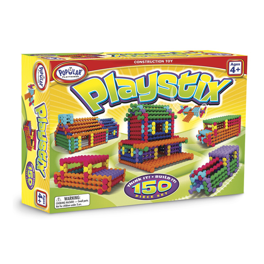 Playstix™ Set - 150 Pieces
