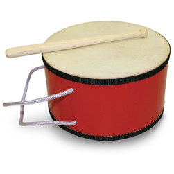 Tom-Tom Drum with Rope and Mallet