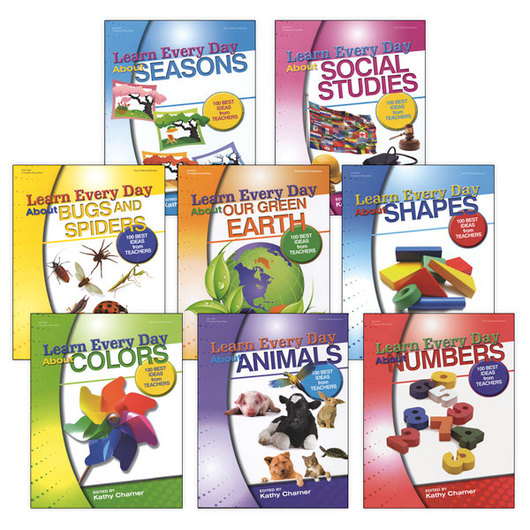 Learn Every Day Series - Complete Book Set