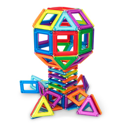 PowerClix® Frames Magnetic Construction Toy