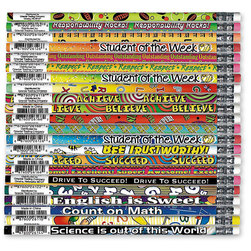 Mega School Pencil Assortment