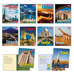 Countries Book Collection