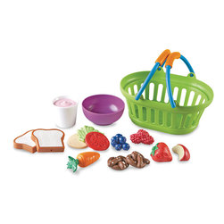 New Sprouts Healthy Basket Set, Lunch