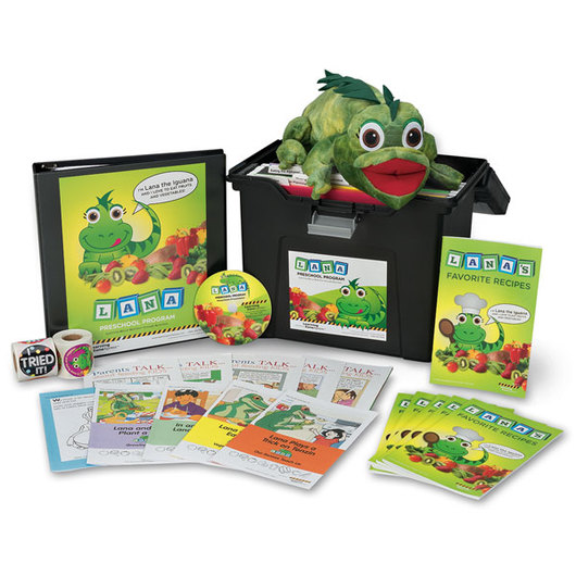 LANA (Learning About Nutrition Through Activities) Deluxe Kit
