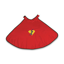 Adventure Cape Superhero Red Cape