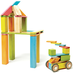 Tegu Blocks - 42-Piece Set, Tints